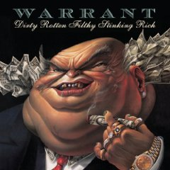 Dirty Rotten Filthy Stinking Rich Album Cover