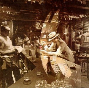 In Through the Out Door Album Cover