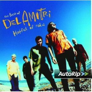 The Best of Del Amitri: Hatful of Rain Album Cover
