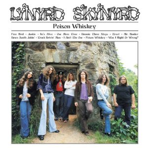 Poison Whiskey Album Cover