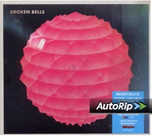 Broken Bells Album Cover
