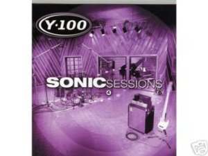 Y-100: Sonic Sessions, Volume 4 Album Cover