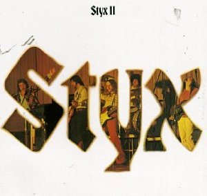 Styx II Album Cover