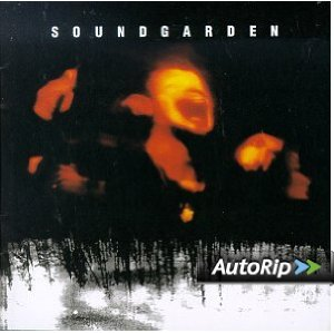 Superunknown Album Cover