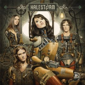Halestorm Album Cover