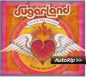 Love on the Inside: Deluxe Fan Edition (Sugarland)