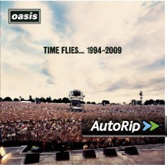 Time Flies… 1994-2009 Album Cover