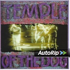 Temple of the Dog Album Cover