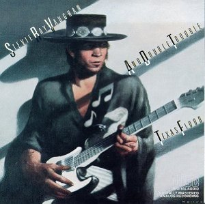 Texas Flood Album Cover