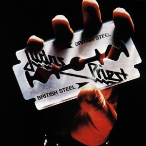 British Steel Album Cover