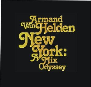 New York: A Mix Odyssey Album Cover