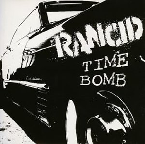 Time Bomb Album Cover