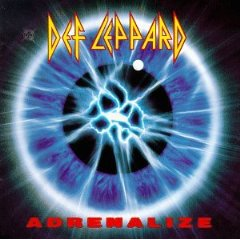 Adrenalize Album Cover