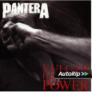 Vulgar Display of Power Album Cover