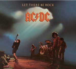 Let There Be Rock Album Cover