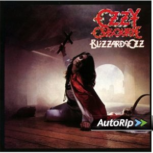 Blizzard of Ozz Album Cover