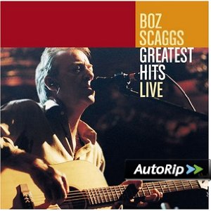 Greatest Hits Live (disc 1) Album Cover
