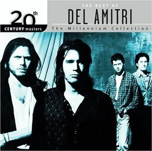 20th Century Masters: The Millennium Collection: The Best of Del Amitri Album Cover