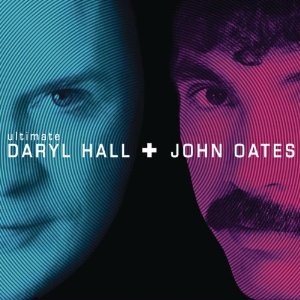 Ultimate Daryl Hall + John Oates Album Cover