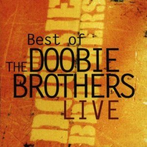 Best of the Doobie Brothers Live Album Cover