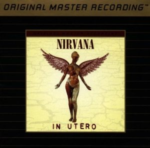 In Utero Album Cover