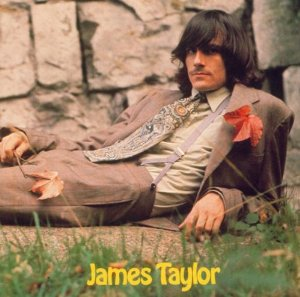 James Taylor Album Cover