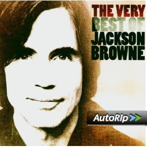 The Very Best of Jackson Browne Album Cover