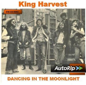 Dancing in the Moonlight Album Cover