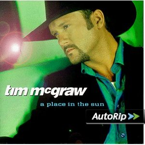 A Place in the Sun (Tim McGraw)