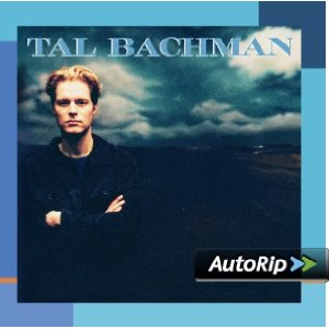 Tal Bachman Album Cover
