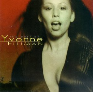 The Best of Yvonne Elliman Album Cover