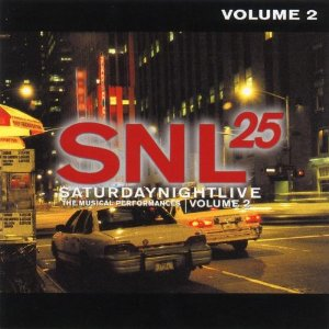 SNL 25: The Musical Performances, Volume 2 Album Cover