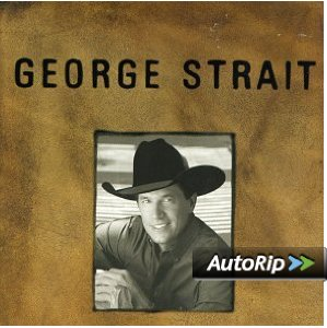 Strait Out of the Box Album Cover