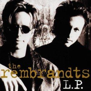 L.P. Album Cover