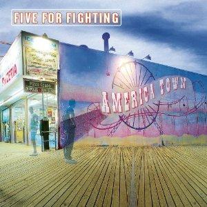 America Town Album Cover