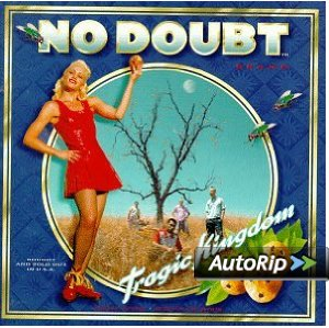Tragic Kingdom Album Cover