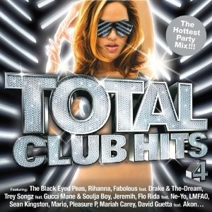 Total Club Hits 4 Album Cover