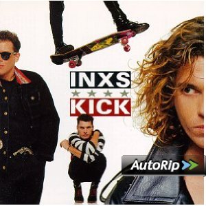 Kick Album Cover