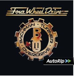 Four Wheel Drive Album Cover