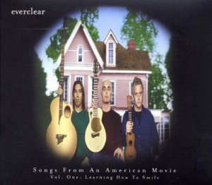 Songs From an American Movie, Volume 1: Learning How to Smile Album Cover