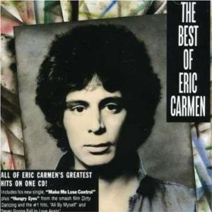 The Best of Eric Carmen Album Cover