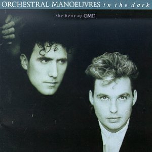 The Best of OMD Album Cover