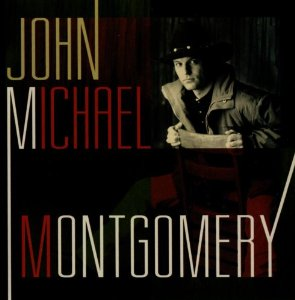 John Michael Montgomery Album Cover