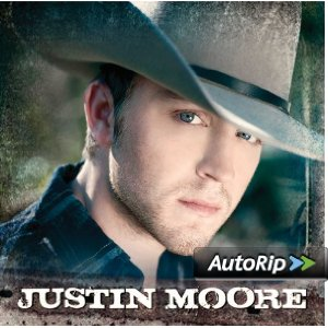 Justin Moore Album Cover