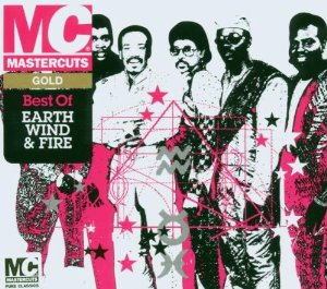 Best of Earth, Wind and Fire [Mastercuts] Album Cover