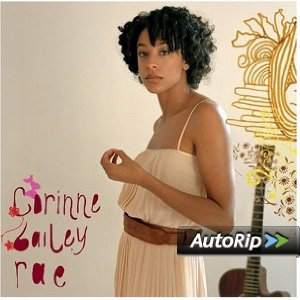 Corinne Bailey Rae Album Cover
