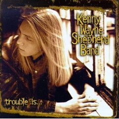 Trouble Is... Album Cover