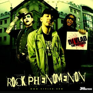 Rock Phenomenon (Hosted by Mike Shinoda) Album Cover