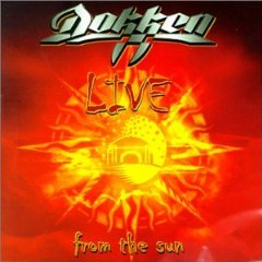 Live From the Sun Album Cover