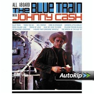 All Aboard the Blue Train Album Cover